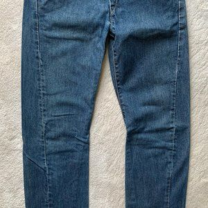 LEVI's Vintage 821 Engineered BLUE JEANS
